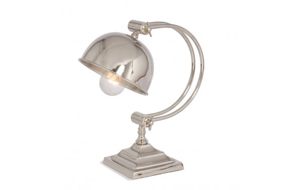 Small Curved Study Lamp