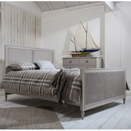 Salcombe Soft Grey 5' Bed