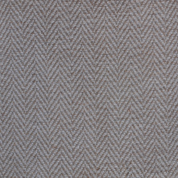 Natural Herringbone Plain Chenille