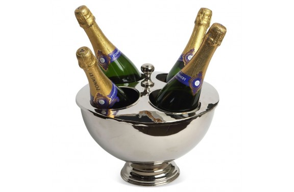 Four Bottle Champagne Cooler