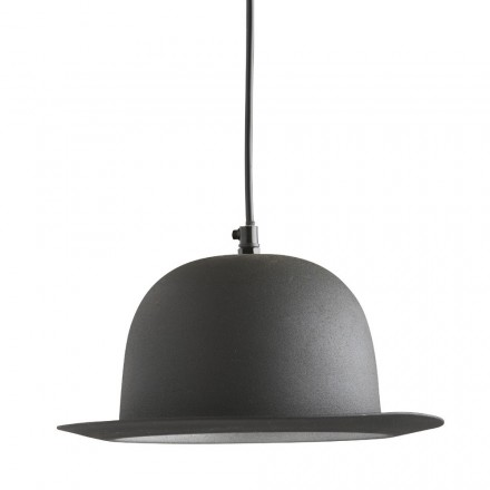 Bowler Hat Pendant Light