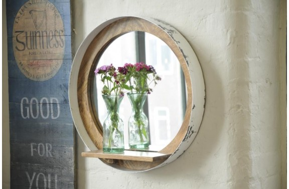 Re-engineered Porthole Mirror