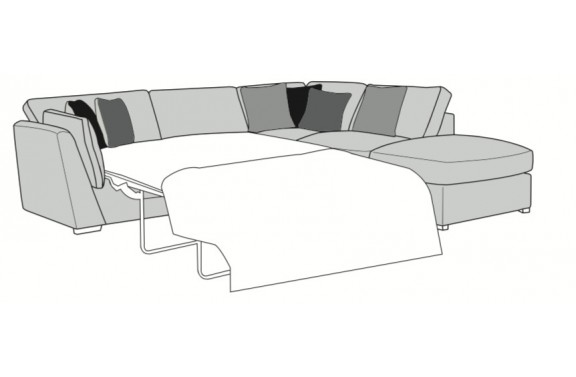 Wimbledon Corner Sofa Bed