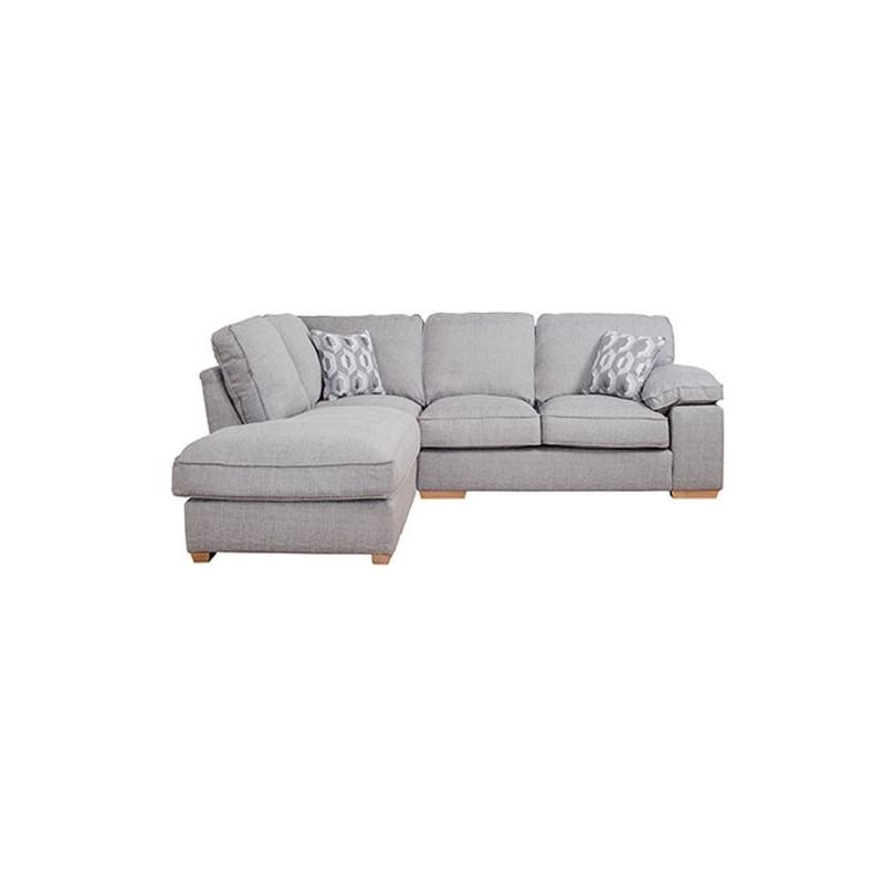 Bayswater Corner Chaise Sofa - Anna Morgan