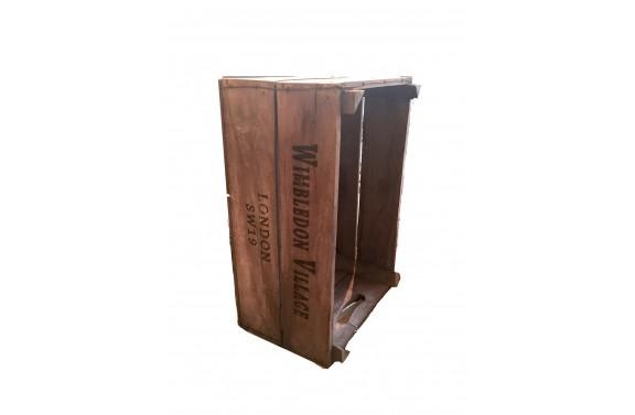 Wimbledon Apple Crate