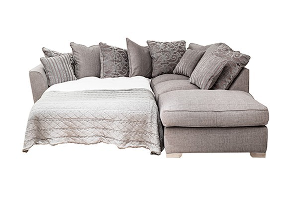 Mayfair Corner Chaise Sofabed (left facing)