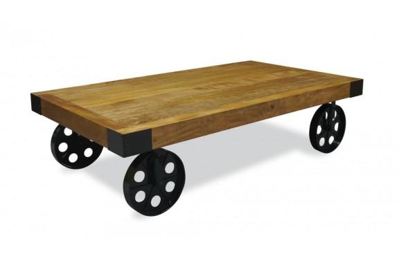 Re-engineered Coffee Table