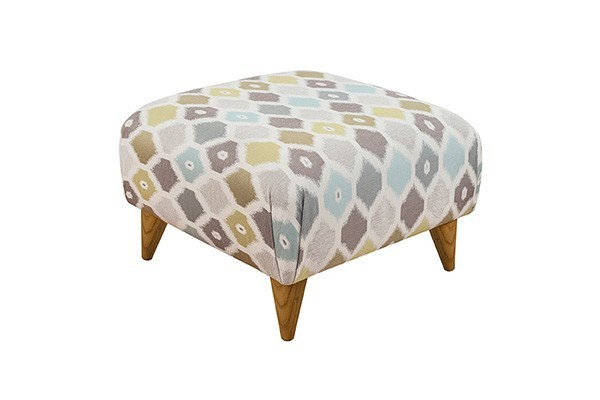 Shoreditch Small Footstool