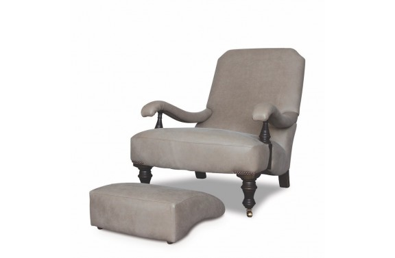 John Sankey Byron Chair and stool