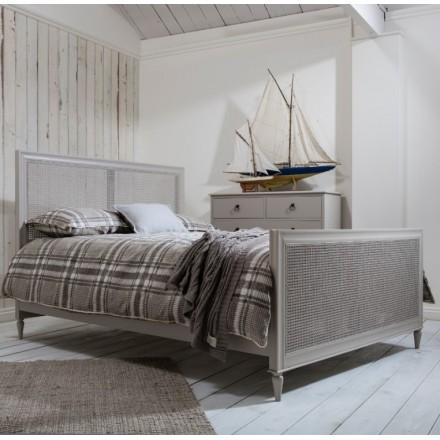 Salcombe Soft Grey 5' Bed