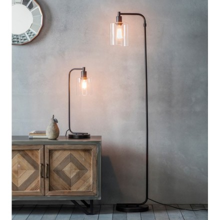 Industrial floor lamp anna morgan industrial floor lamp aloadofball Image collections