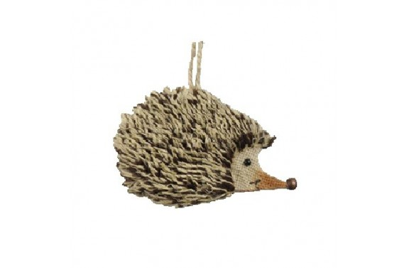Hanging Hedgehog Decoration