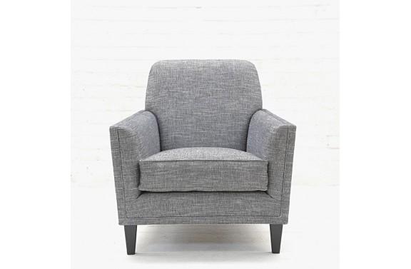 John Sankey Tuxedo Club Chair