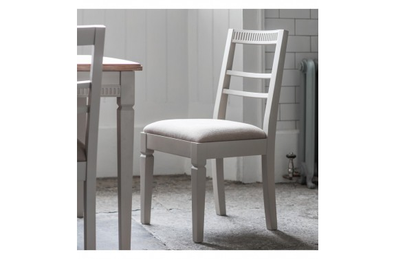 Hampstead Dining Chairs - Set Of 2 - Taupe