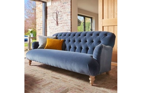 Dulwich Club Medium Sofa - Anna Morgan
