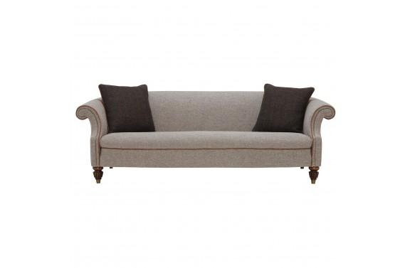 Tetrad Harris Tweed Bowmore Grand Sofa