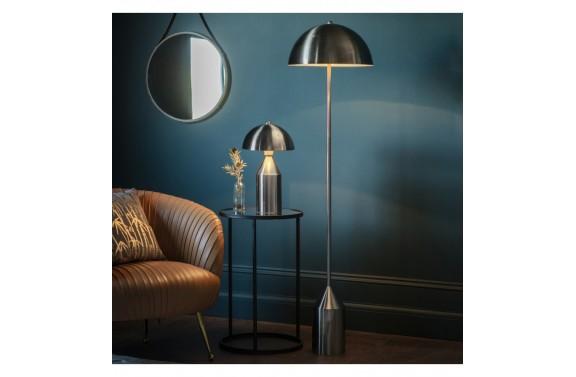 Art Deco Gold Floor Lamp