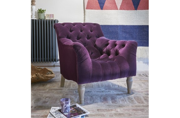 Dulwich Accent Chair - Anna Morgan (London)