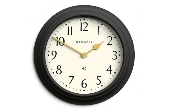 Newgate Westhampton Clock - Gravity Grey
