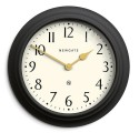 Newgate Westhampton Clock - Gravity Grey