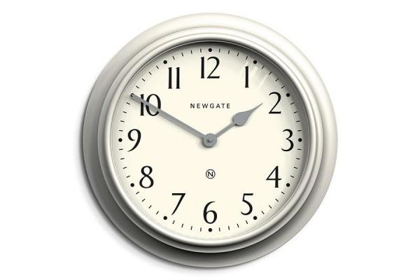 Newgate Westhampton Clock - Linen Grey