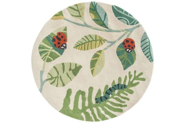 Villa Nova Picturebook Ladybug Rug