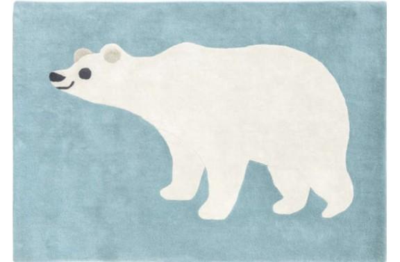 Villa Nova Picturebook Arctic Bear Rug