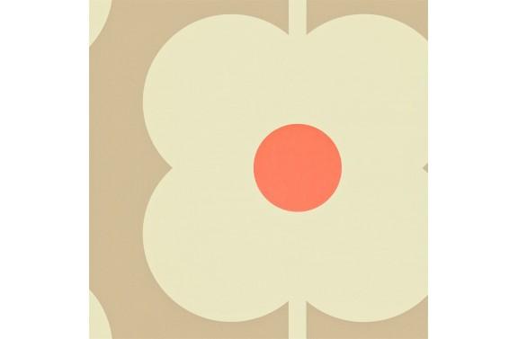 Orla Kiely Giant Abacus Flower - Mink