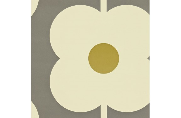 Orla Kiely Giant Abacus Flower - Dove