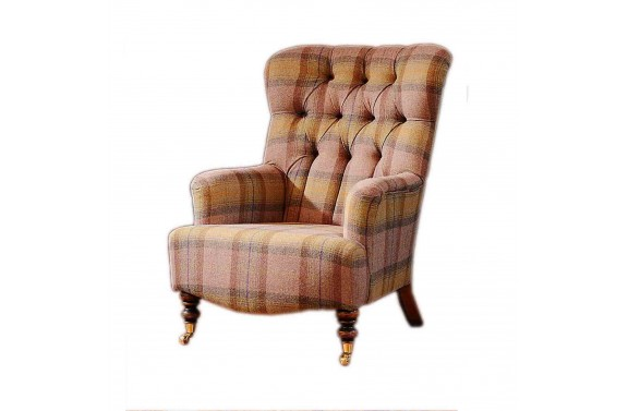 Tate Button Back Chair
