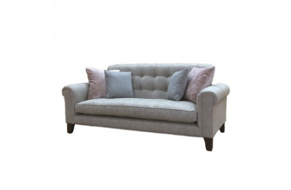Mitford Club Small Sofa - John Sankey