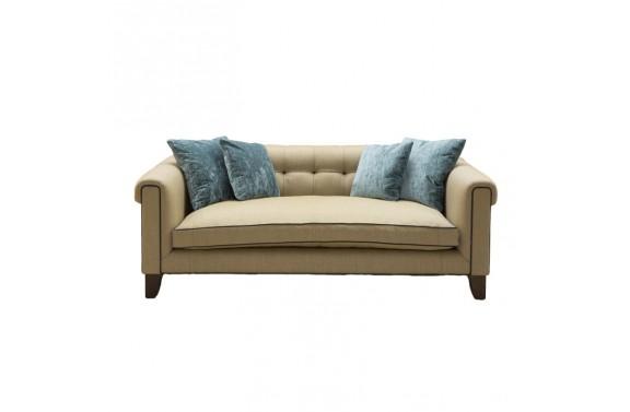 Mitford Lounger Small Sofa - John Sankey