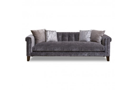 Mitford Lounger Grand Sofa - John Sankey