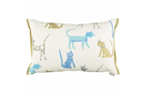 Pretty Kitty Cushion