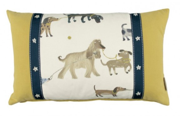 Walkies Cushion