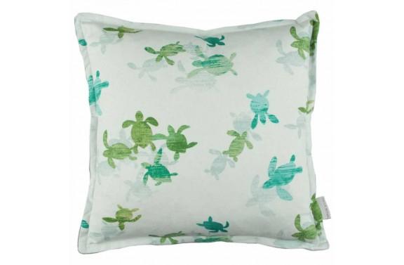 Tiny Turtles Cushion