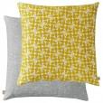 Orla Kiely Acorn Cup Cushion - Dandelion