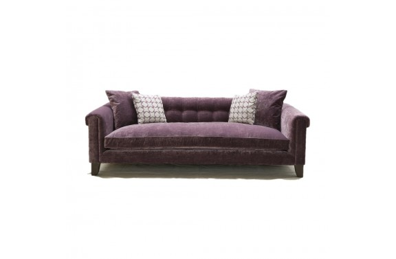 John Sankey Mitford Lounger Large sofa from Anna Morgan (London)