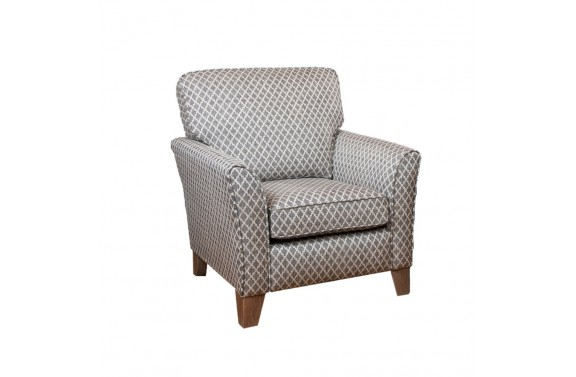 Chelsea Accent Chair from Anna Morgan (London)