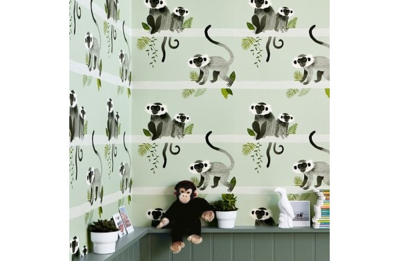 Picturebook Wallcoverings Collection