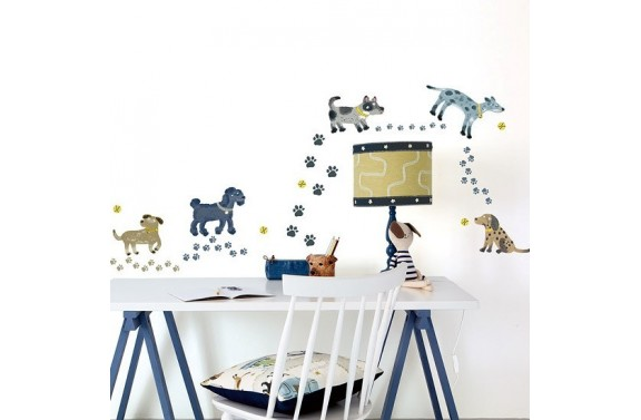 Picturebook Wall Stickers Collection