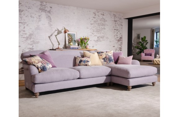 Notting Hill Chaise Sofa