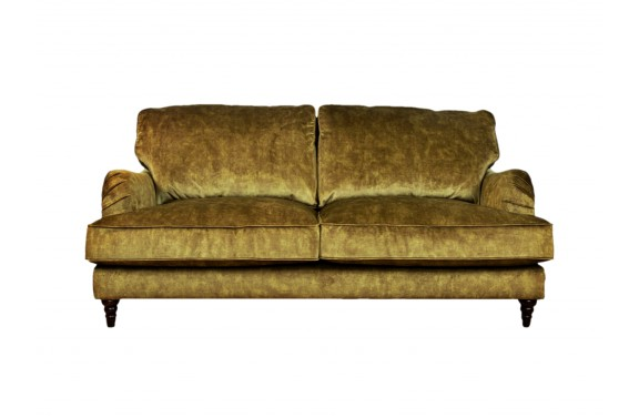 Wallace Large Sofa in House Vintage Velvet Moss