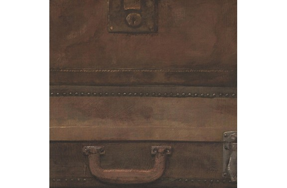 Andrew Martin Luggage Leather