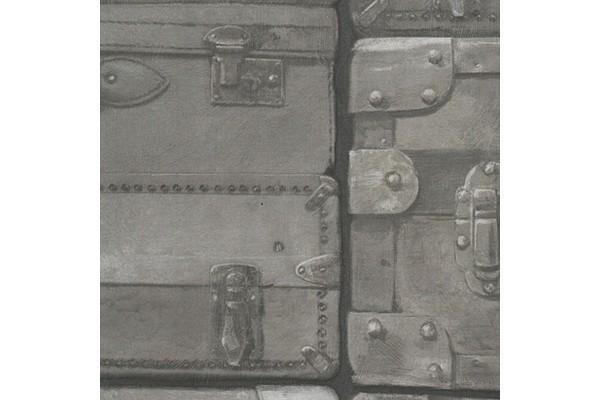 Andrew Martin Luggage Gunmetal
