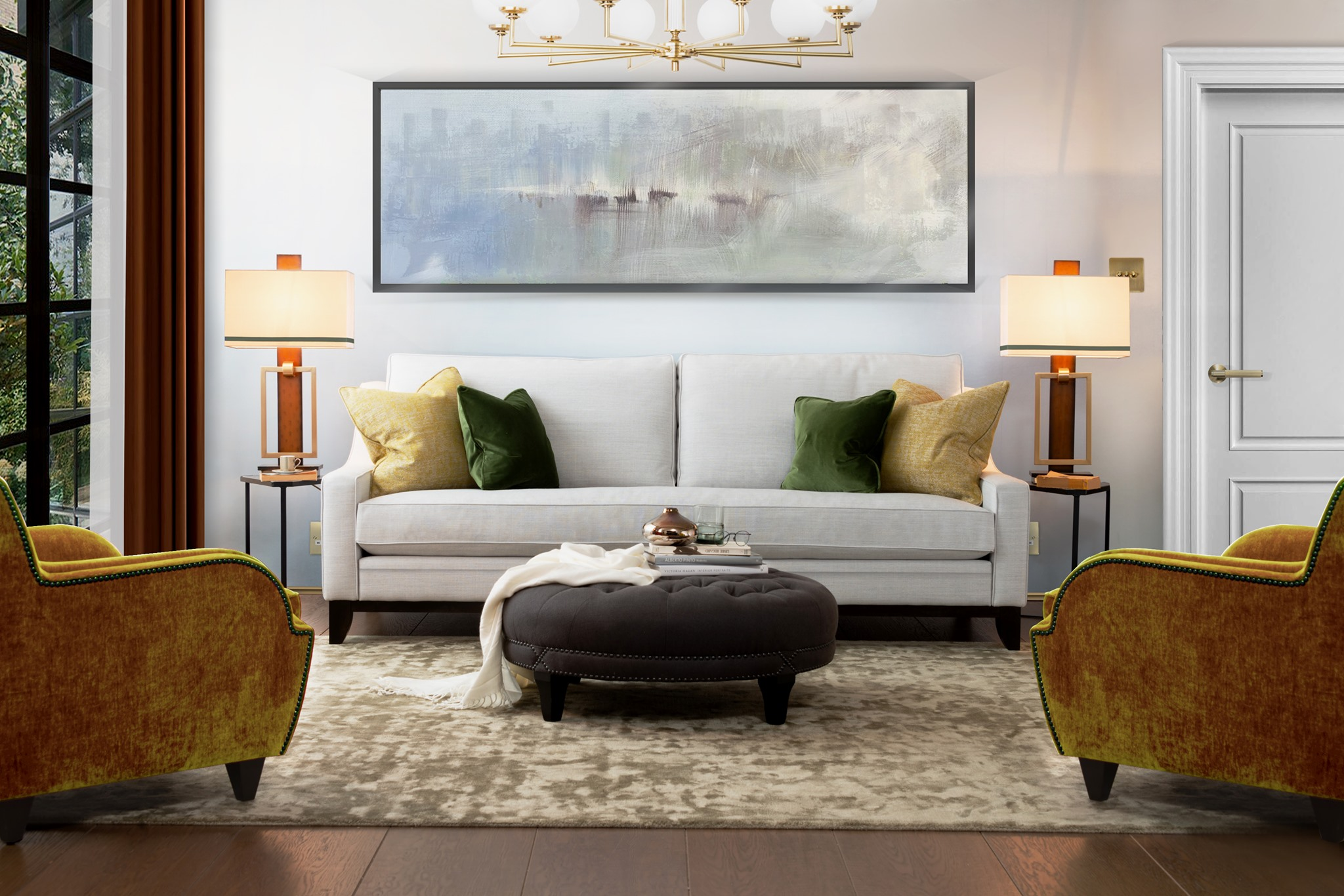 John Sankey sofas and chairs