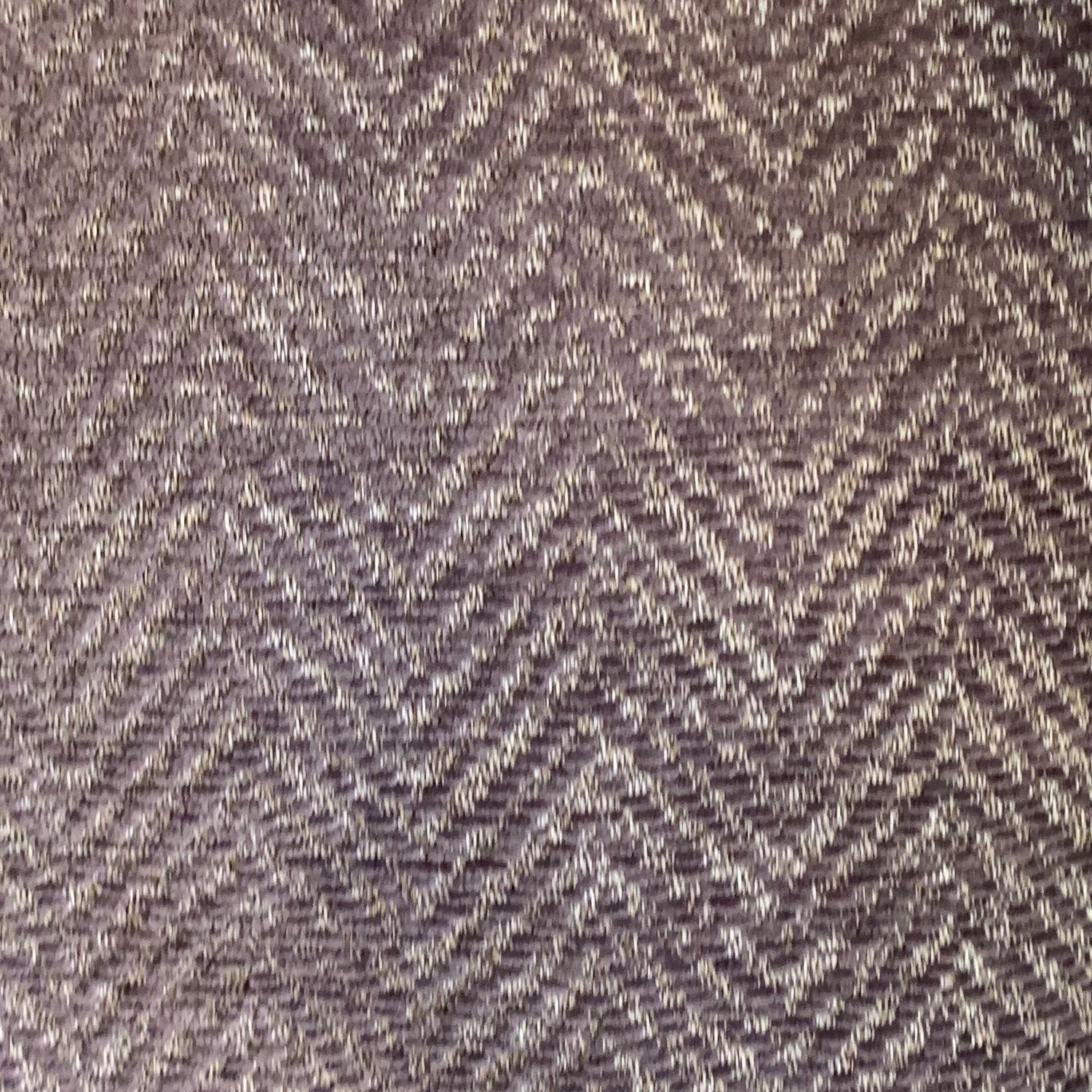 Heather Herringbone Chenille Plain