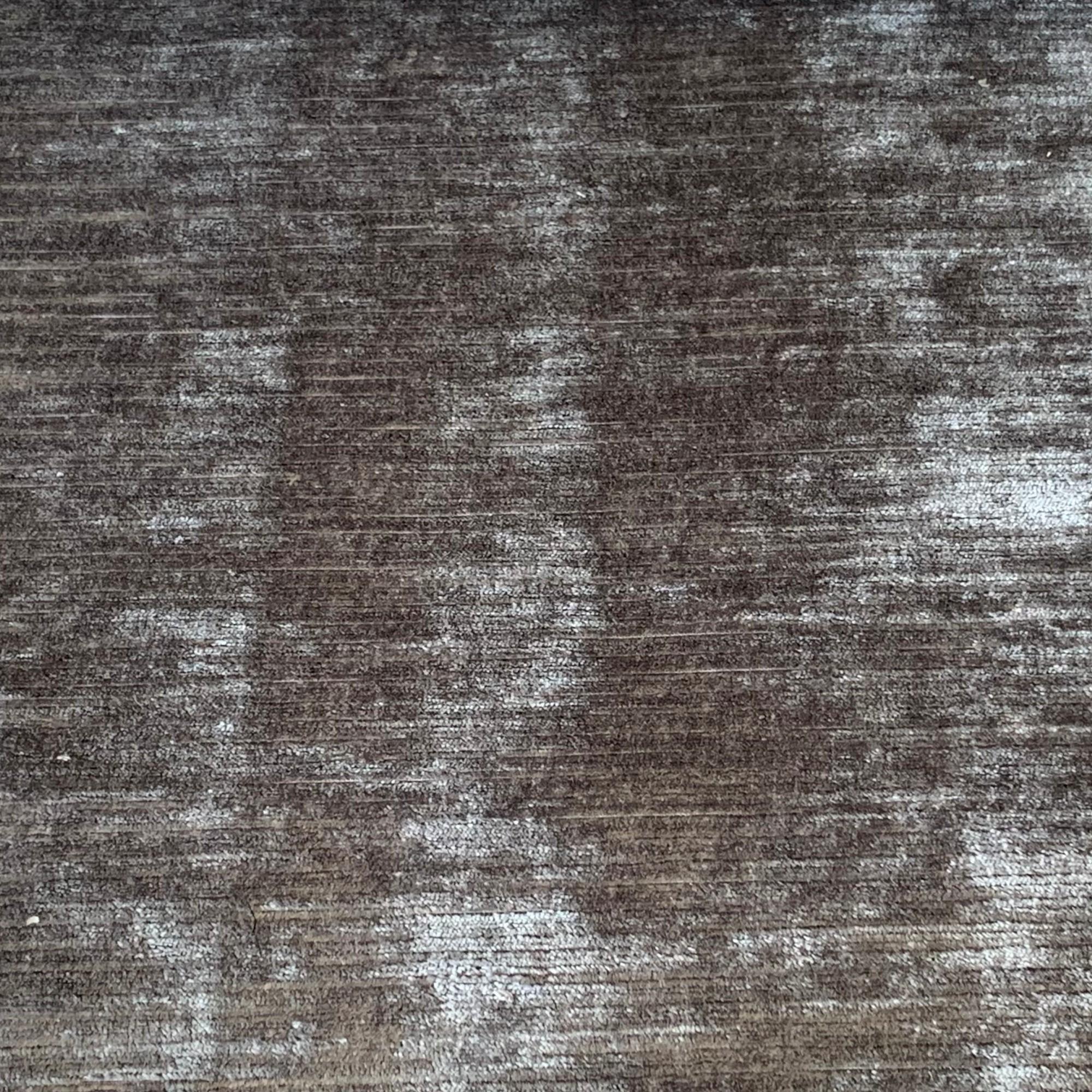 Charcoal Royal Velvet Plain