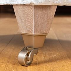 Chelsea Chair Smokey Oak/pewter castor