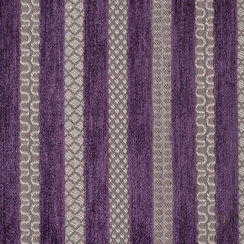 Lennox Stripe Purple